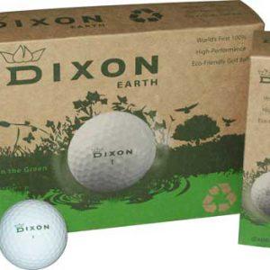 Världens första miljövänliga golfboll