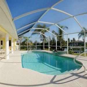 Pool Villa Manatee